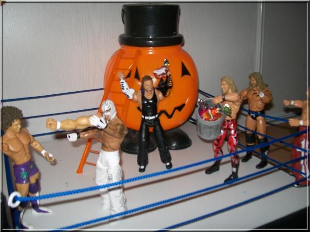 Défi Tag Team de Novembre 2009 214