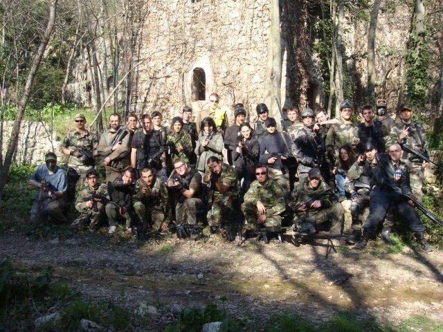Partie abbaye le 22 mars 2009 Dsc00910