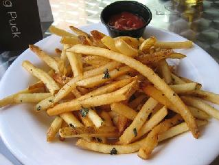 Whatcha most looking forward to munchin'? Fries10