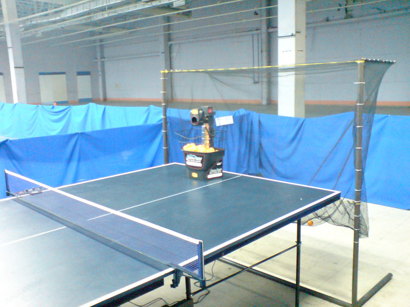 Vernlen Table Tennis Club venue Dsc00011
