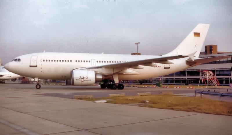 A310 in FRA D-aoaa10
