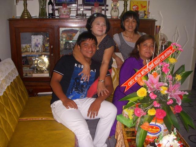 Dũng về thăm gia đình 2009 2009_d37