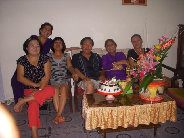 Dũng về thăm gia đình 2009 2009_d38