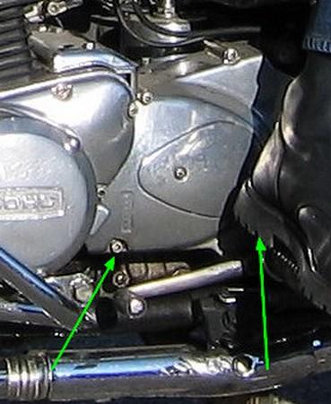 Embrayage musculeux de Z1000A1 Emb10
