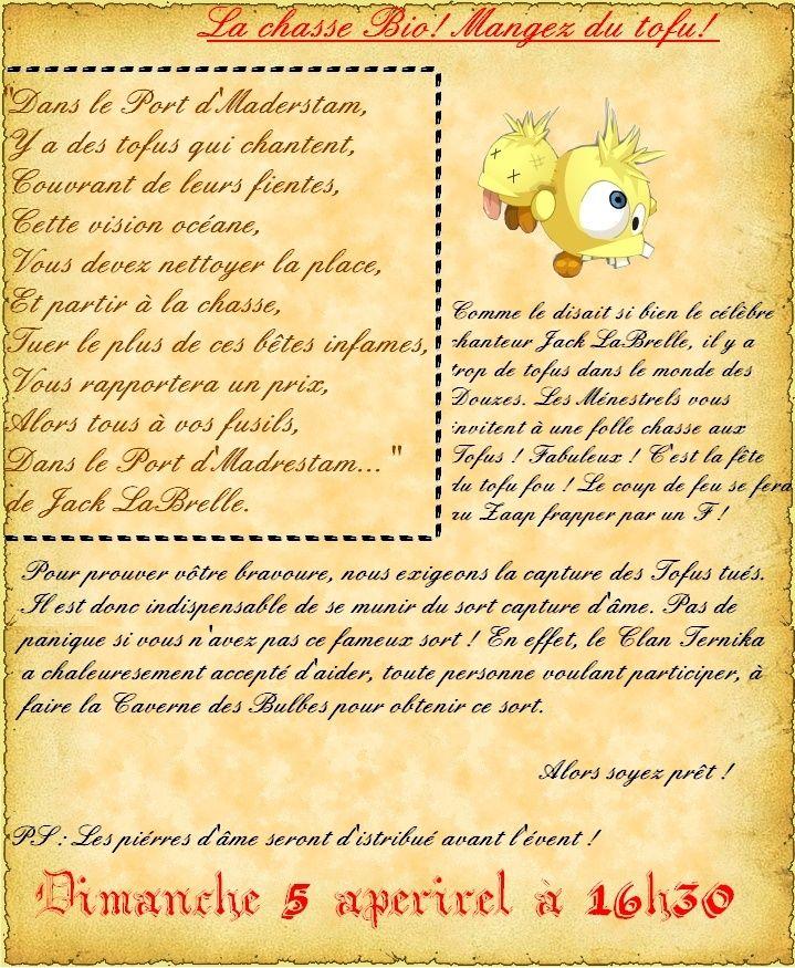 [Events] Ménestrels : Historique des Events passés Event_12