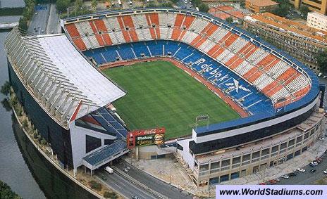 Candidature pour l'Atlético Madrid Calder10