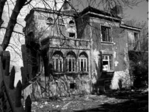 Призрачната къща