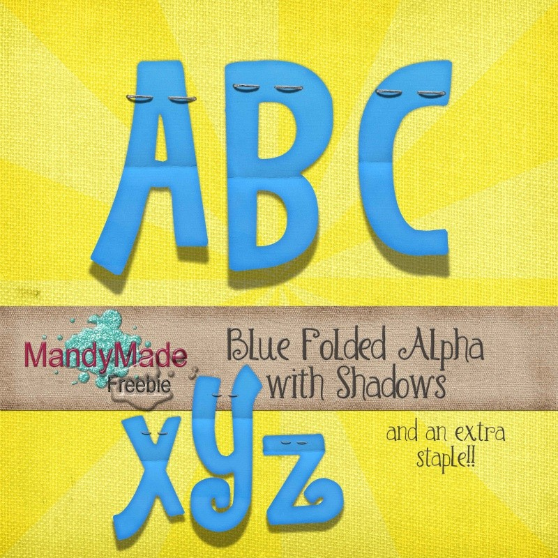 Alphas and fonts Folder14