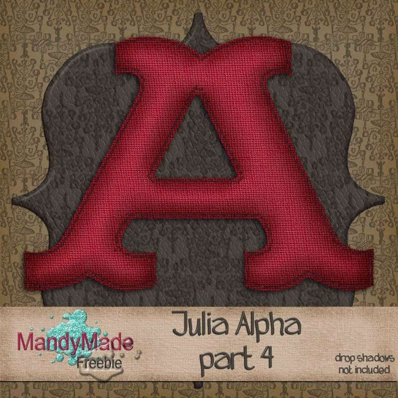 Alphas and fonts Folder16