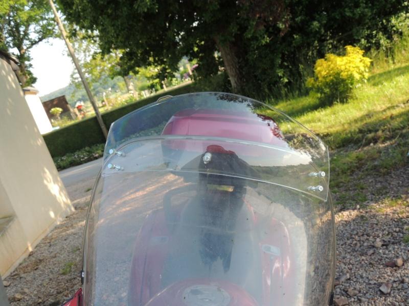 Deauville 650 : Deflecteur de bulle fabrication maison Dscn0612