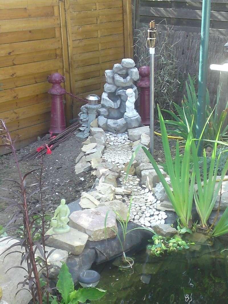 construction d'une ruisseau P10-0914