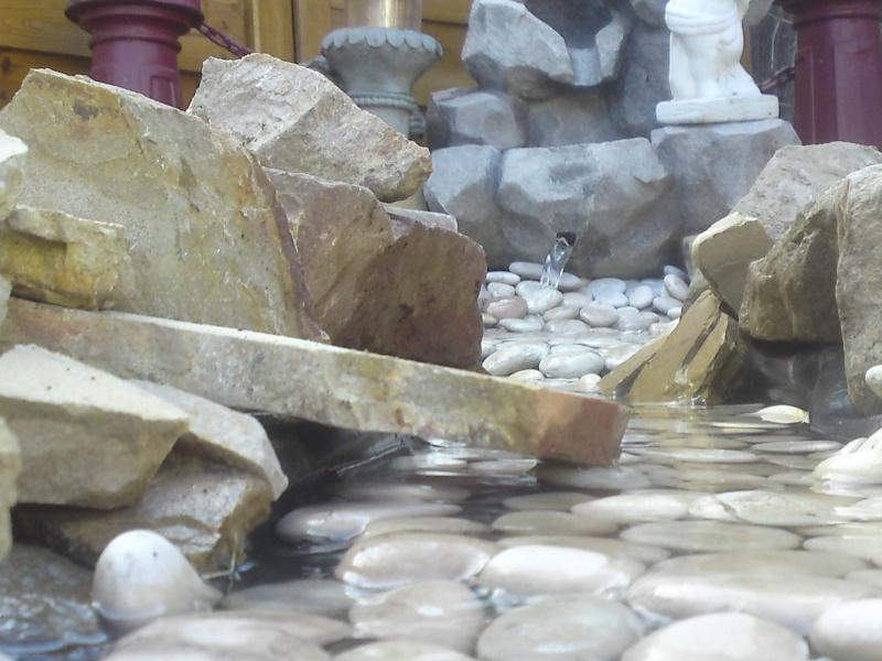 construction d'une ruisseau P10-0915