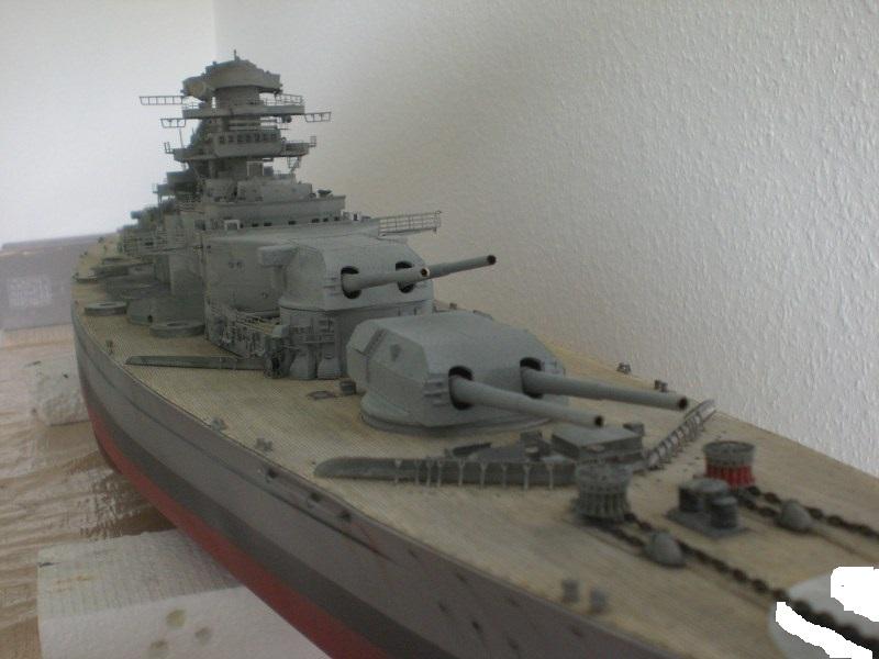 Schlachtschiff BISMARCK - 1/200 v. Trumpeter, MK.1 Design, uvm. - Seite 12 288wpd10