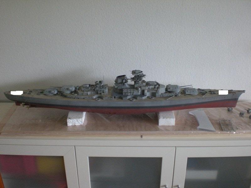 Schlachtschiff BISMARCK - 1/200 v. Trumpeter, MK.1 Design, uvm. - Seite 12 7logd910