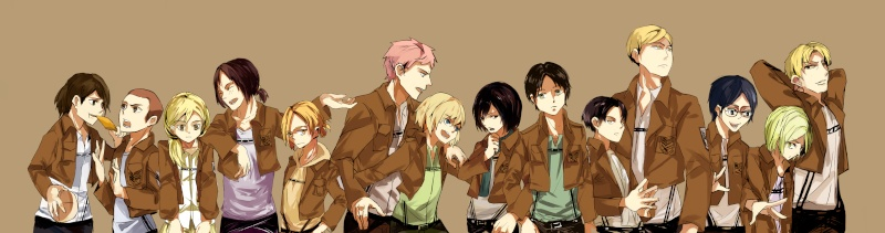 Shingeki no Kyojin - Attack on Titan 33658310
