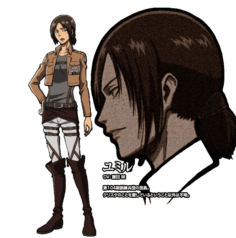 Shingeki no Kyojin - Attack on Titan Ymir_s10