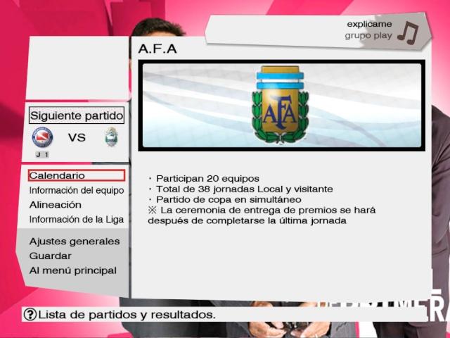 Liga Argentina Pro-AFA  [ pes 2009 ] 28800313