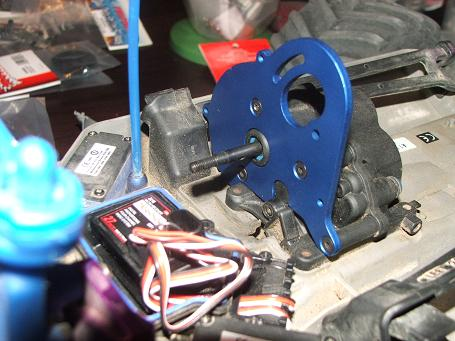 E-Maxx 3905 Brushless MMM, RollCgae, vidéos, etc..... Dscf4511