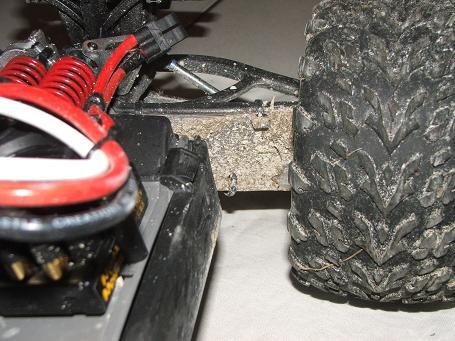 Traxxas E-Revo 5605 1/8 en brushless MMM - Page 2 Dscf4612