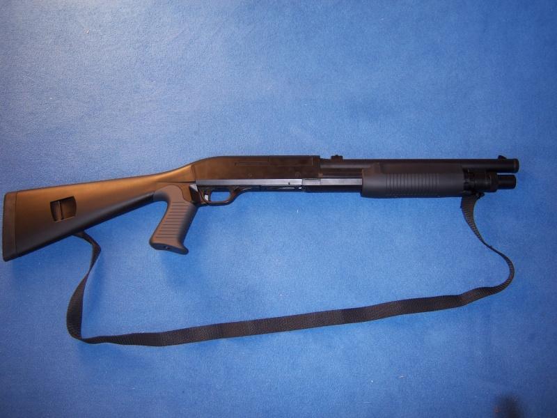 Hagle til salgs (Smith & Wesson MS - Multi Shot) /// Solgt 100_0411