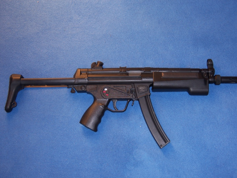 Mp5 til salgs CA (Classic Army) Mp5 A3 /// Solgt 100_0412