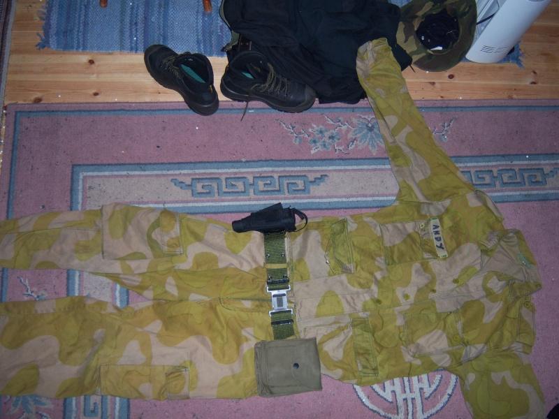 Uniform Selges bilig Bukse og Jakke.. 100_0516