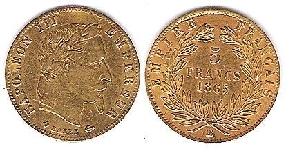 5 francs Napoléon III 1865 BB 5_frs_10