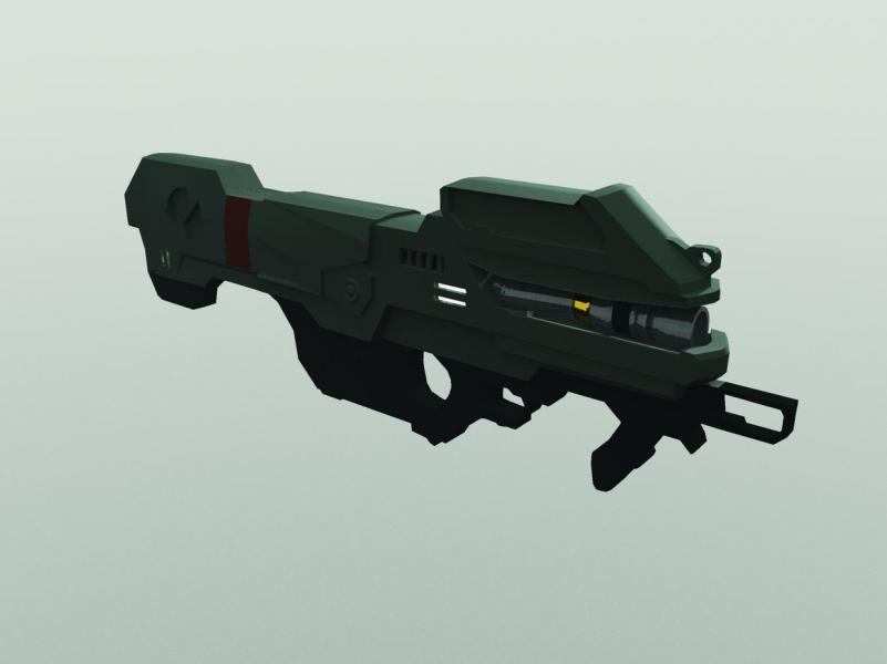 Rendus 3D et screenshots Laser_11