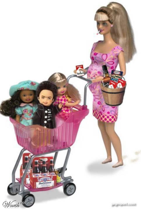 Concours de l'avatar le plus crade - Page 2 Barbie12