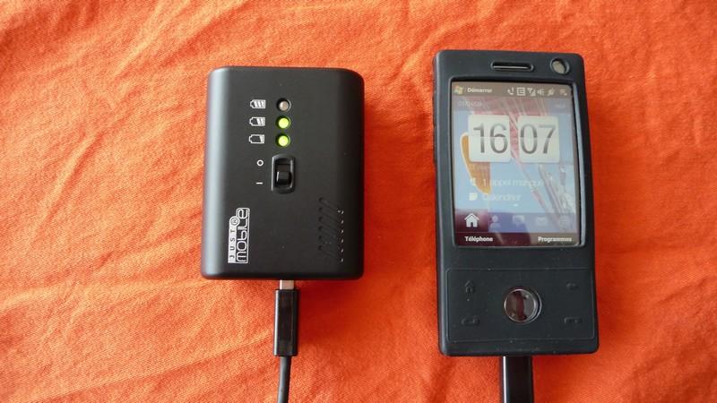 Une Batterie externe pour HTC... Ensemb12