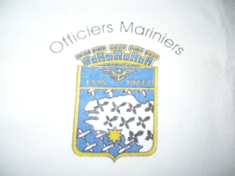 "[ Logos - Tapes - Insignes ] VOS TEE-SHIRTS ET VOS CASQUETTES SOUVENIRS MARINE"" 02510"