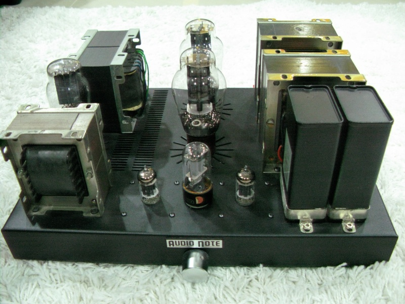 Audio Note Kit 1 300B tube amplifier (Used) SOLD