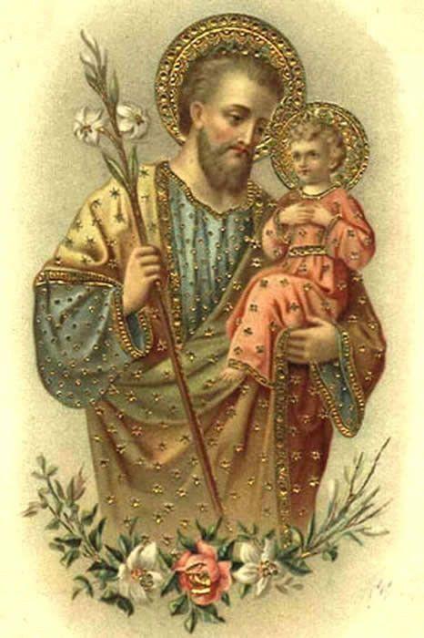 Saint Joseph, Époux de la Vierge Marie ( 19 mars) 1056c410
