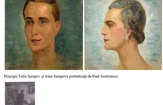"""Un mystérieux roumain exilé: """"Prince Scortesco"""". Qui était-ce? (roumain/français) - Page 2 7171e711"""