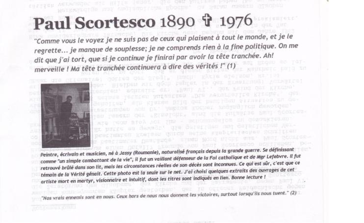 """Un mystérieux roumain exilé: """"Prince Scortesco"""". Qui était-ce? (roumain/français) - Page 2 8109fb11"""