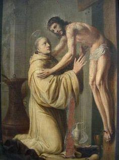 LE SAINT ABANDON (Dom Vital Lehodey)  Abrazo15