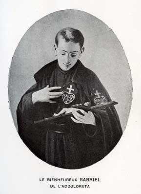 VIE DE GEMMA GALGANI - La Séraphique Vierge de Lucques - R. P. Germain - Page 2 Addolo10