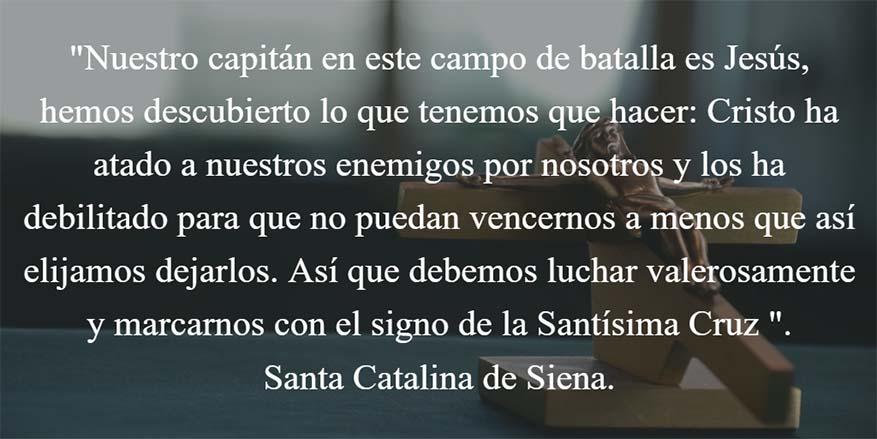CITATIONS DES SAINTS (espagnol/français) - Page 2 Catali10