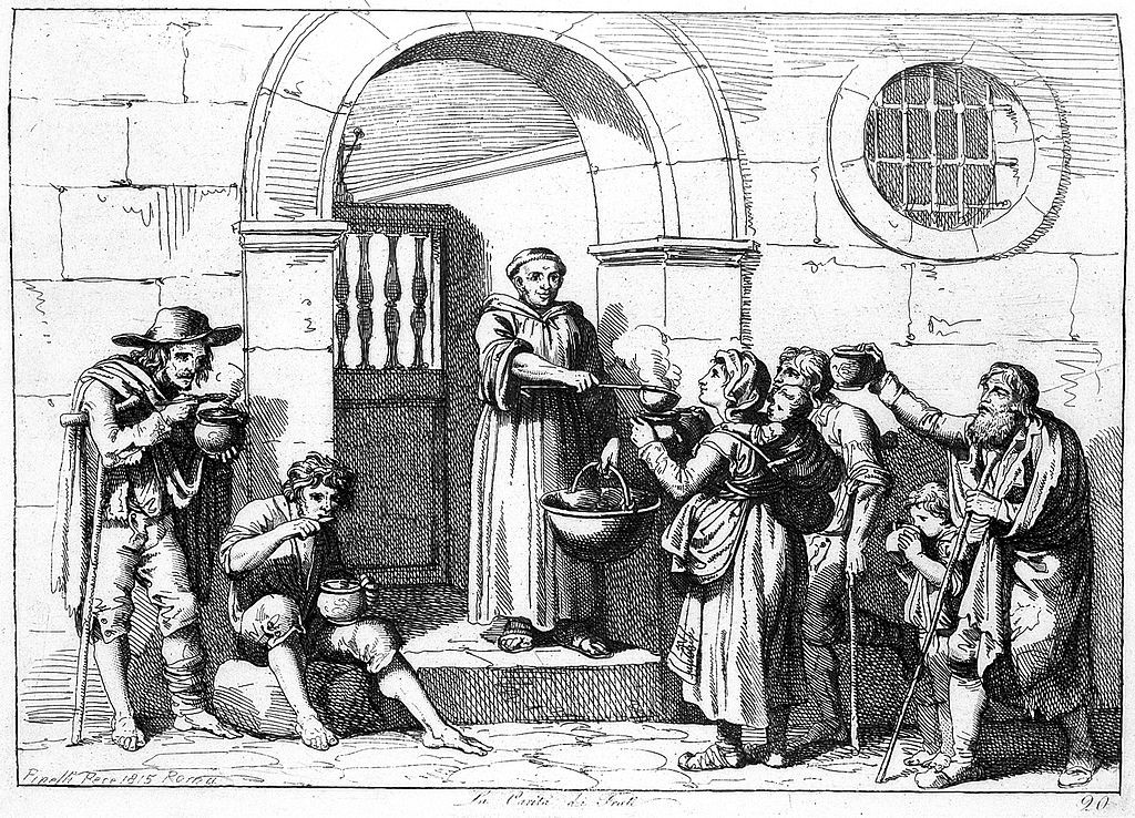 Citations des Pères de l'Eglise concernant l'AUMÔNE et la CHARITÉ (en espagnol/français) Child_10