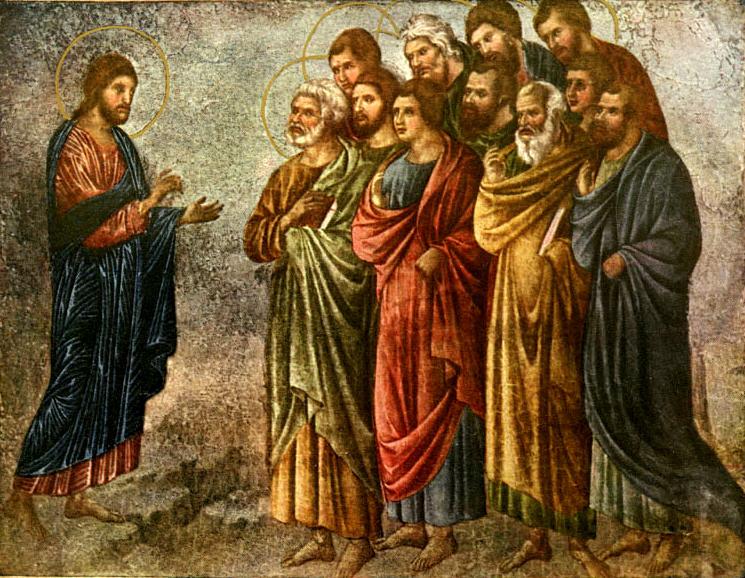 Fr. Tilmann Pesch S.J. (1836-99) anglais/français Christ10