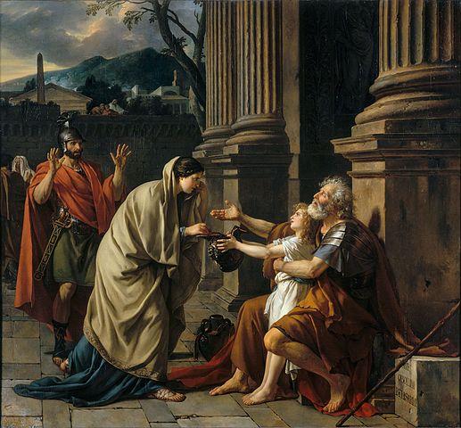 Citations des Pères de l'Eglise concernant l'AUMÔNE et la CHARITÉ (en espagnol/français) David_10