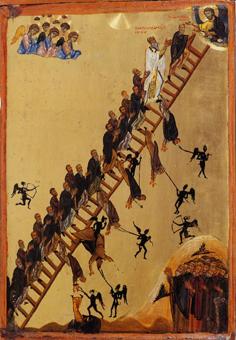 L'échelle sainte de Saint Jean Climaque Echell10