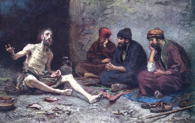 Citations des Pères de l'Eglise concernant l'AUMÔNE et la CHARITÉ (en espagnol/français) Elifaz10