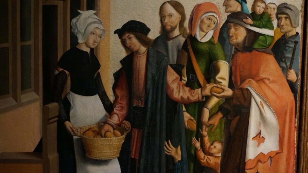 Citations des Pères de l'Eglise concernant l'AUMÔNE et la CHARITÉ (en espagnol/français) Les-se10