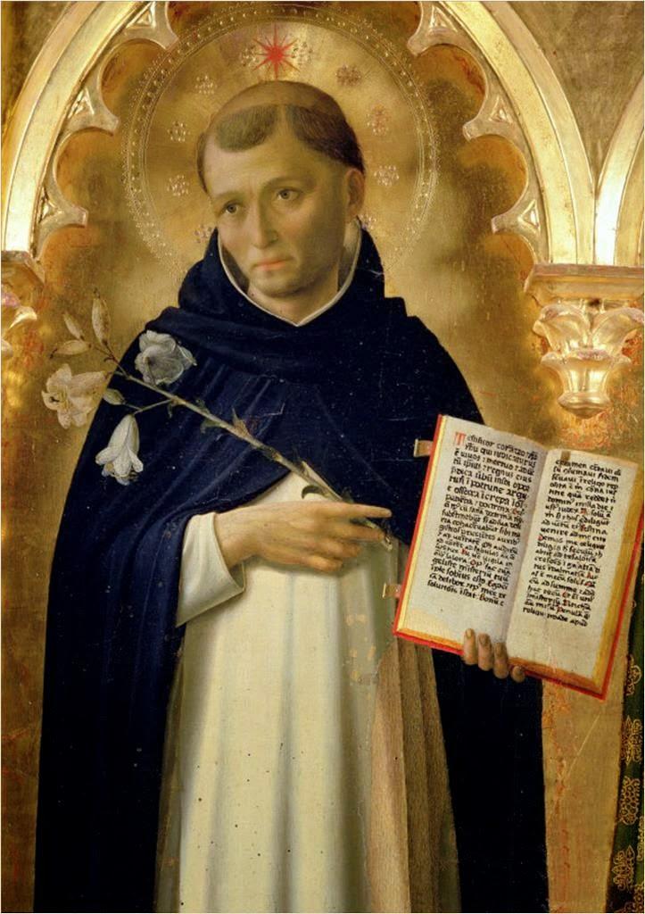 MÉDITATIONS POUR LE TEMPS PASCAL par SAINT THOMAS D'AQUIN, O.P.  Santo_11