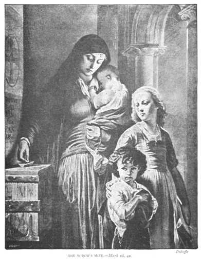 Citations des Pères de l'Eglise concernant l'AUMÔNE et la CHARITÉ (en espagnol/français) Widows10