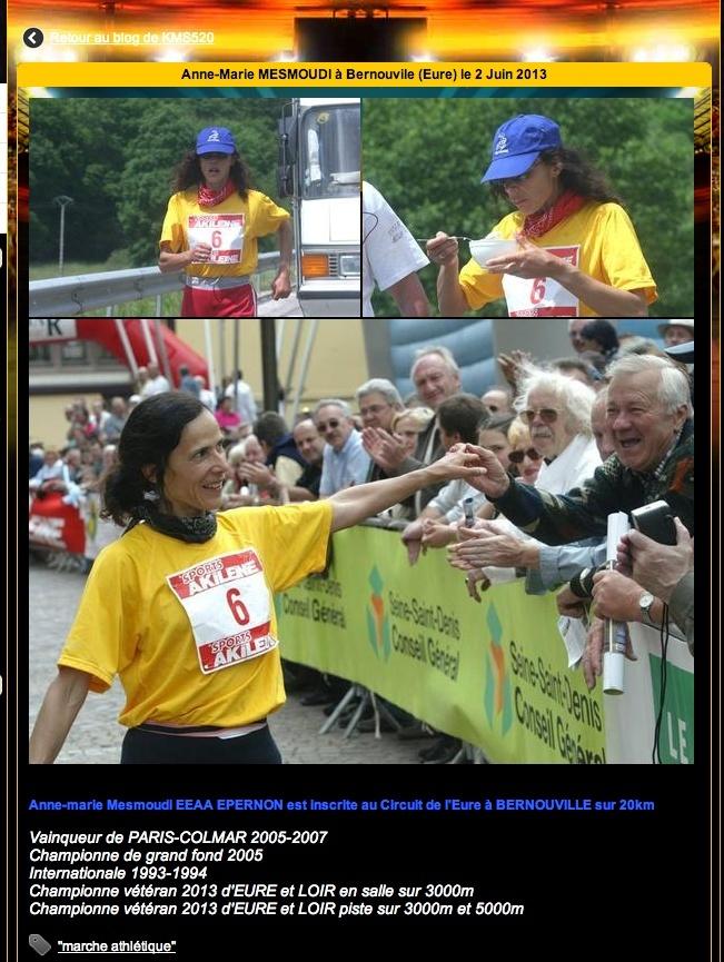 circuit de l'EURE 2/06/2013: qualificatif aux cpt des 50kms - Page 2 Bernou10
