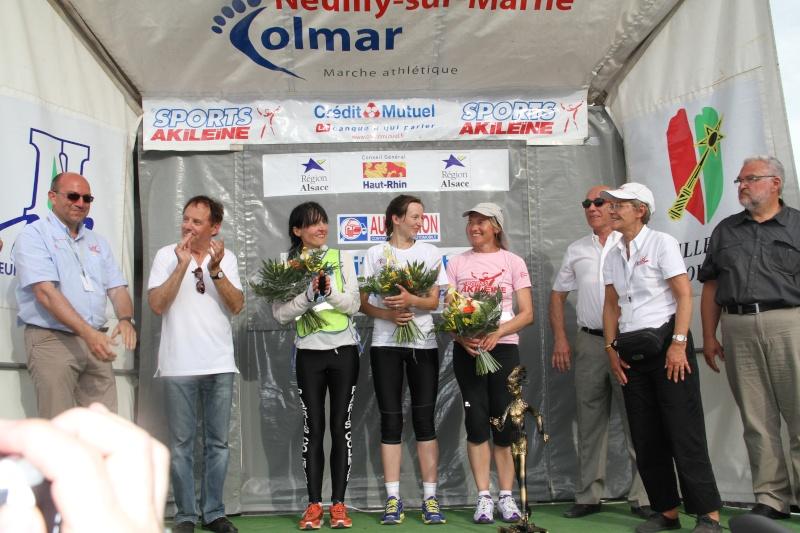 Corinne FAUQUEUR  3 ème n'a pas eu  droit au podium Img_7711