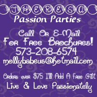 Passion Parties by TT ~Giveaway Passion Petals ~ Ends 9/28/2009 Theres10