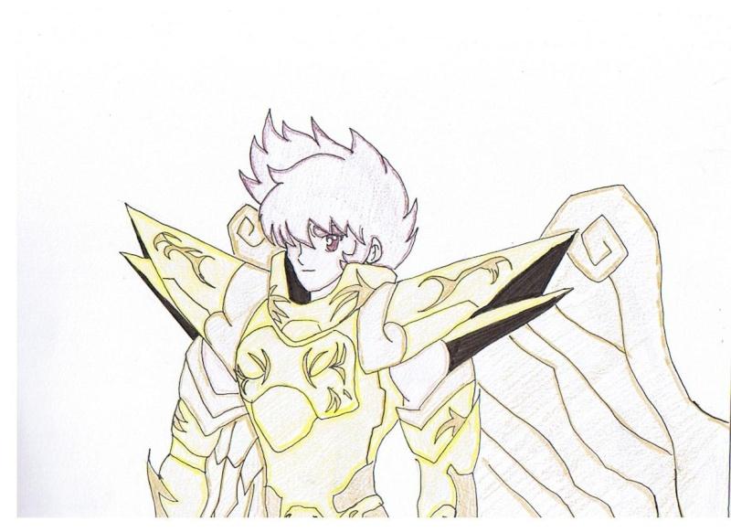 dessin de l'oiseau des enfers Seiya_10